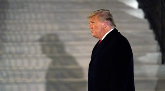 Trump boycotting Biden inauguration with early exit