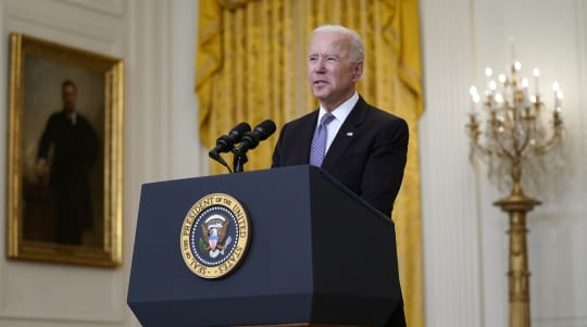 Biden releases his tax returns: See what he and Jill earned, paid in 2020