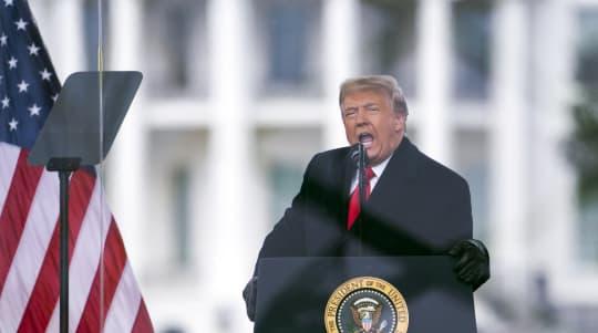 Trump sues to block release of Jan. 6 documents