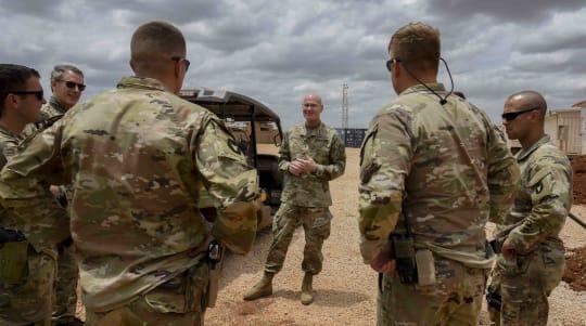 Trump orders most American troops to leave Somalia