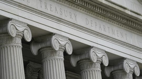 Budget deficit hits $2.77T in 2021, 2nd highest