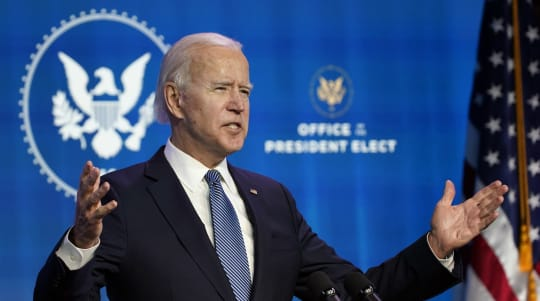 Biden forgoing Amtrak trip to D.C. over security fears