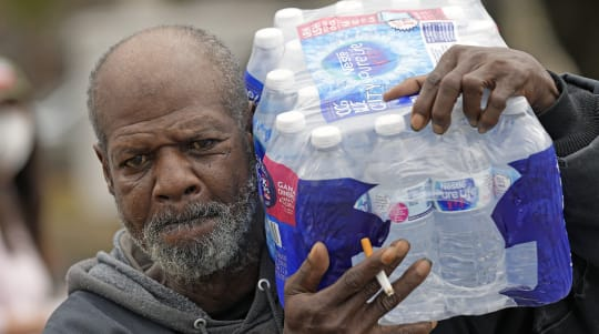 Deep freeze just latest disaster for Houston's needy