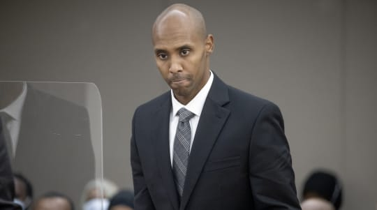 Minneapolis cop gets nearly 5 years in killing of 911 caller