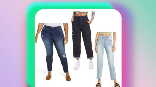 5 jeans under $60 to get from Nordstrom