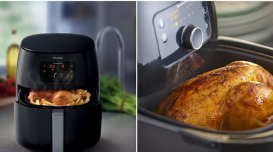 This extra large Philips air fryer is $100 off at Sur La Table