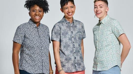Meet Kirrin Finch, the brand with menswear in mind