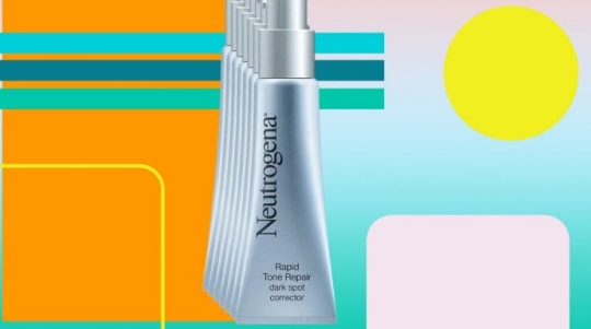 An $18 drugstore serum that visibly fights dark spots? Yes, please.