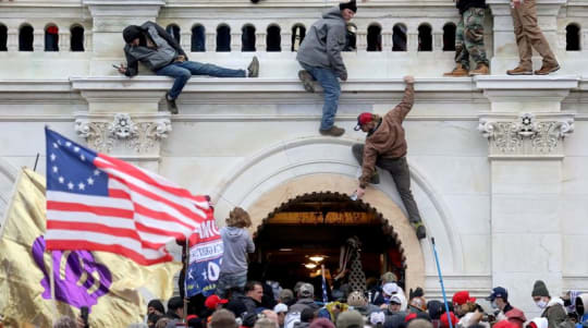 Vet admits attacking U.S. Capitol officer on Jan. 6