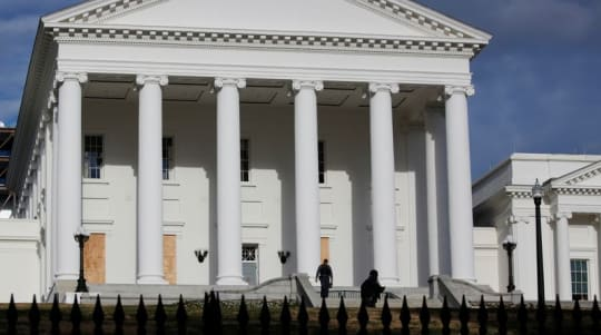 Pro-gun demonstration set for Virginia capital in wake of Capitol siege