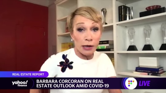 Barbara Corcoran says homebuyers are 'depressed for good reason'