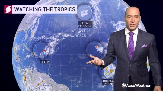 Hurricane Sam becomes Category 4 storm