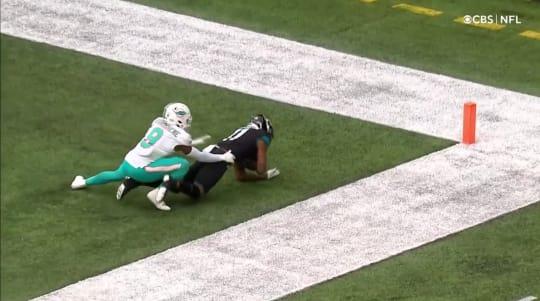 Jaguars end 20-game losing streak