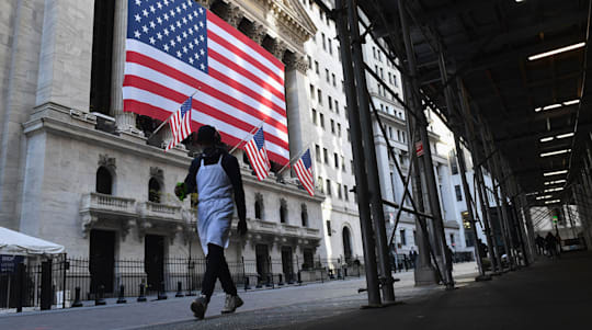 Stock market news live updates: Stock futures tick lower as investors eye virus spread