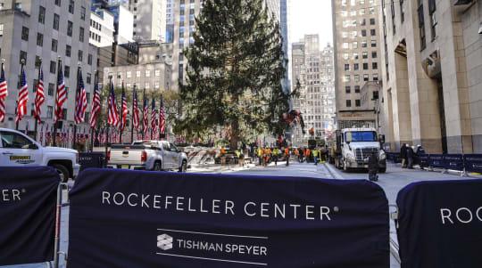 How to watch the Rockefeller Center tree lighting