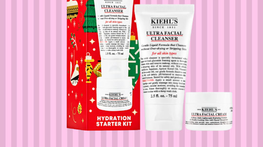 This Kiehl's set is now 20 percent off at Nordstrom