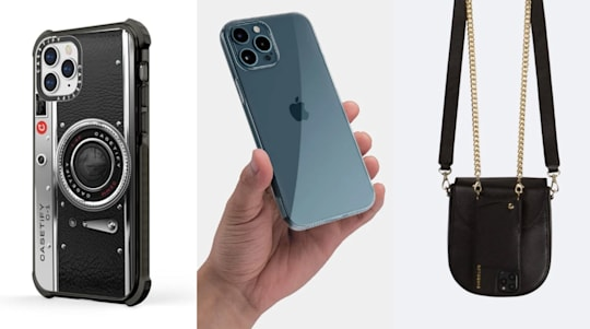 iPhone 12 cases for 7 different personality types