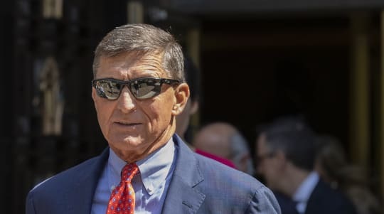 Twitter bans Flynn, Powell In QAnon Rout