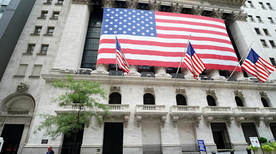 Stock market news live updates: Stock futures rise as traders await Fed decision, Microsoft jumps after earnings