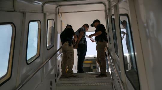 Judge blocks deportation freeze in setback for Biden