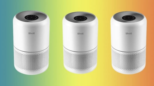 This No. 1 best-selling air purifier 'removes dust from the air' before your very eyes