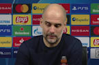 Pep Guardiola: Man City need to be more clinical up front