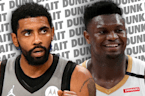 The Nets are Champs? Where is the love for Zion? | Dunk Bait