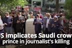 US implicates Saudi crown prince in journalist's killing