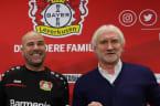 Rudi Völler stärkt Peter Bosz den Rücken