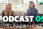 Social Mixtape Episode 9 der Podcast mit luciekx und mari.linni