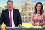 Piers Morgan hits out at pregnant celebrities who strip naked after Emily Ratajkowski's nude photos