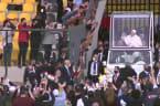 Erbil: Papst feiert größte Messe seiner Irak-Reise