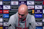 Pep Guardiola looks to coming fixtures after Man United loss