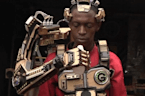 Kenyan inventors debut prosthetic arm that's controlled by brain signals