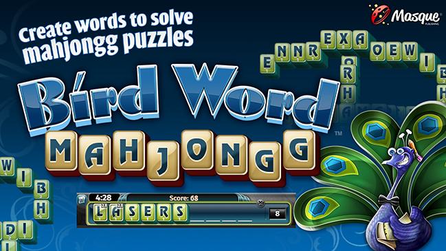 Bird Word Mahjongg