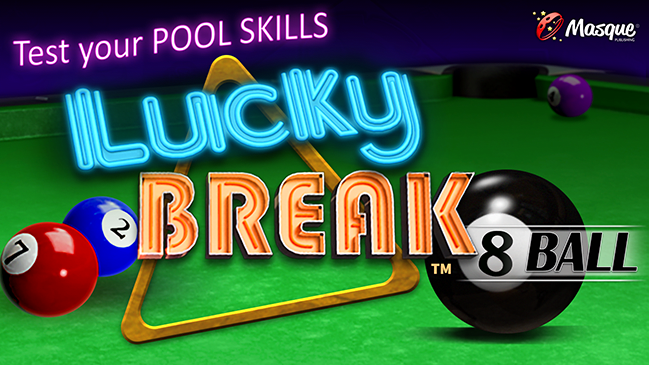Lucky Break 8 Ball Pool