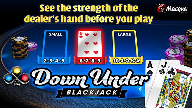 Down Under Blackjack