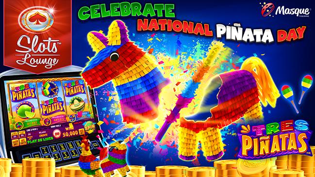 Tres Piñatas