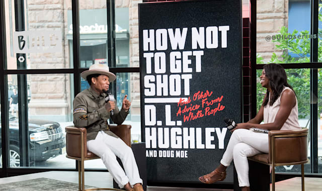 D. L. Hughley points out the hypocrisy behind painting Black people with broad strokes