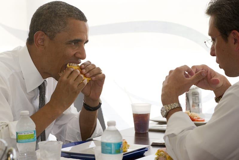 Food obsessions of 21 U.S. presidents