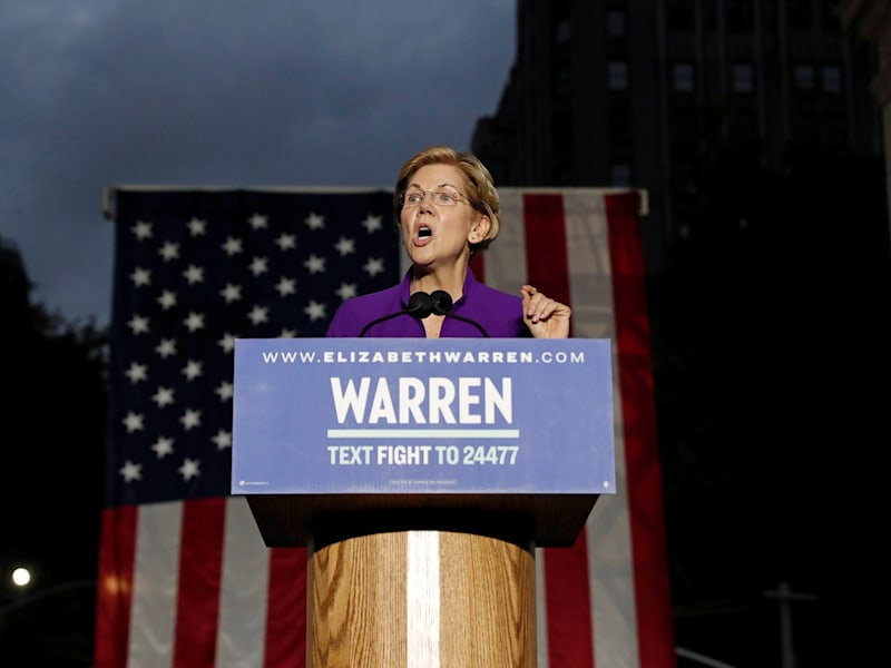 Senator Elizabeth Warren's net worth revealed