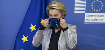 EU's von der Leyen: There is a 'very narrow' path to agreement with UK