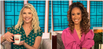 Amanda Kloots to replace Marie Osmond on 'The Talk'