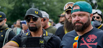 Feds Arrest Proud Boy Member Joe Biggs