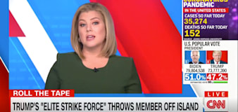CNN's Brianna Keilar Smokes Trump Legal Team On Its 'Scapegoat,' Sidney Powell