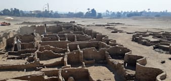New discovery leads to milestone in Egypt