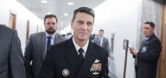 Scathing report finds Rep. Ronny Jackson engaged in 'inappropriate conduct' as White House doctor