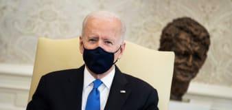 'Neanderthal thinking': Biden criticizes states lifting mask mandates