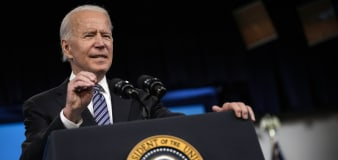 Biden signs cybersecurity order after pipeline attack