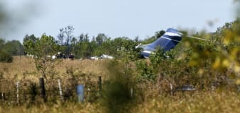 Plane rolls off Texas runway, but all on board escape